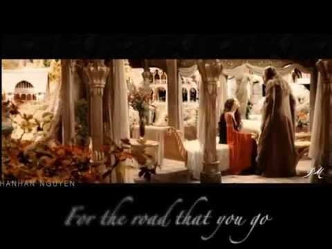 Aragorn 39 S Sleepsong Secret Garden Lyrics Youtube