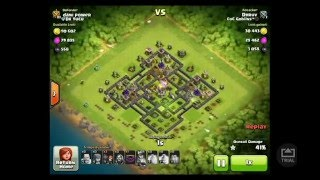 Farming Dark Elixir After TH11 Update in Clash Of Clans