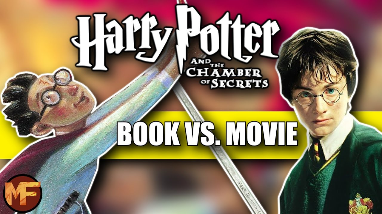 Every Single Difference Between the Chamber of Secrets Book & Movie (Harry Potter Explained)