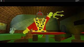 SpongeBob il gioco per Playstation 2 sul Roblox [Finale]