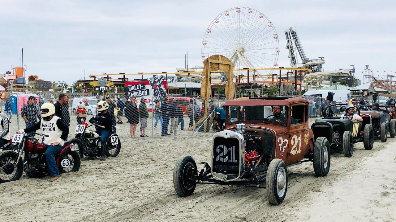 Wildwood Car Show 2020.The Race Of Gentlemen 2019 Wildwood New Jersey
