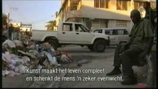 De burgemeester van Port-au-Prince Haiti - deel 3