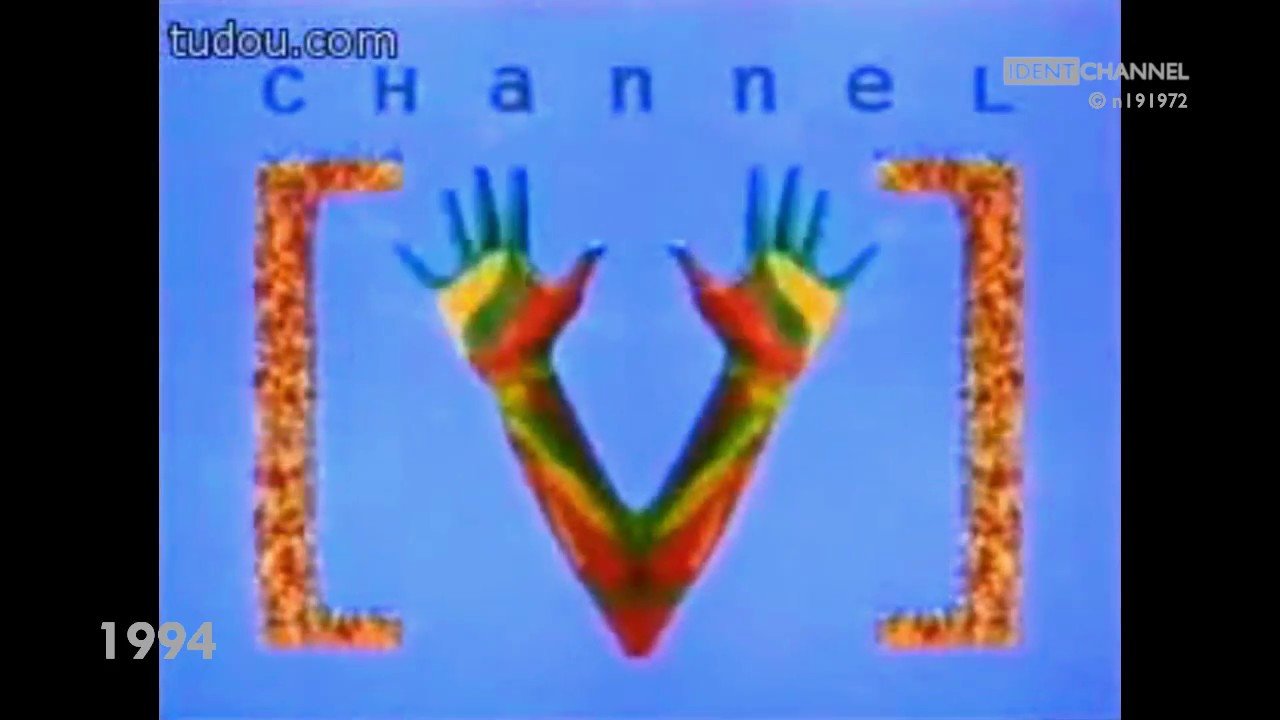 Channel V (Asia) (formerly MTV Asia) 1991 - 2012