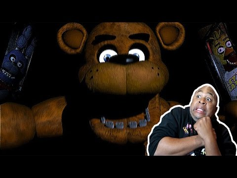 REPLAYING The Game That Made My Channel Successful - Five Nights At Freddy's