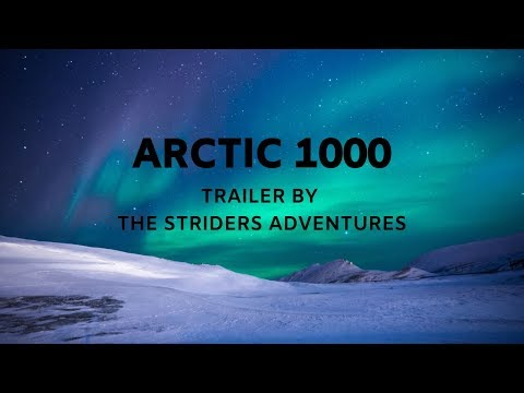 ARCTIC 1000 - THE TRAILER