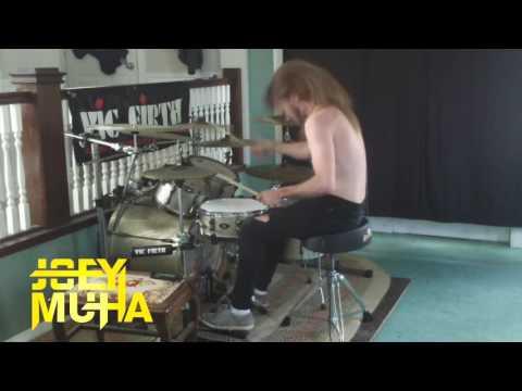 Baa Baa Black Sheep METAL DRUMS - JOEY MUHA