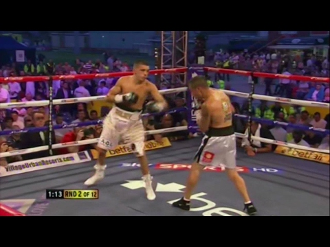 Lee Selby vs Viorel Simion Charles LcStovall