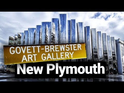 Govett-Brewster Art Gallery, New Plymouth - New Zealand's Biggest Gap Year – BackpackerGuide.NZ