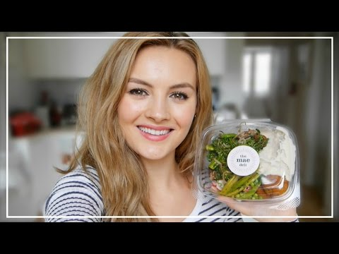 14. What I Eat In A Day | Niomi Smart