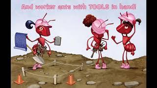 The Ant Farm Escape! Book Trailer