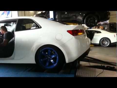 Kia Forte Koup ECU reflash - Predator Performance
