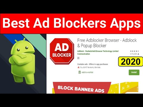 Top 5 Best AdBlock App For Android 2020