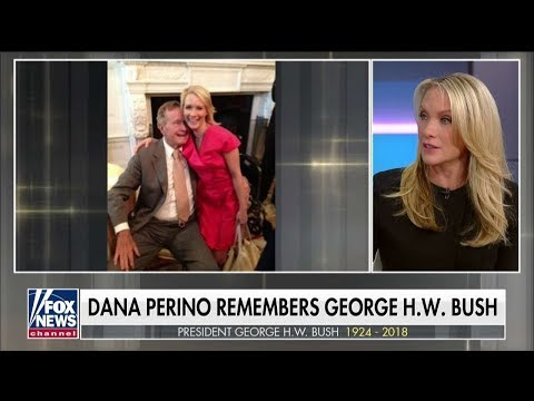 'It's Really Heartbreaking': Dana Perino, Brit Hume Remember George H.W. Bush