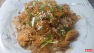 Pad Thai Recipe/classic/own version