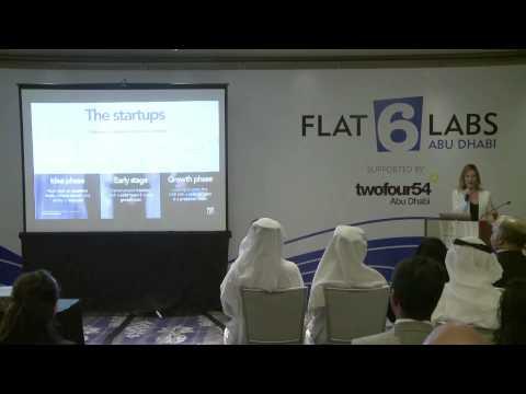 Flat6Labs Abu Dhabi Launch Event