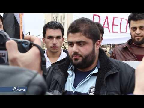 لا لاغتيال النشطاء .. وقفة احتجاجية لطلاب جامعة إدلب  - 15:53-2018 / 11 / 28