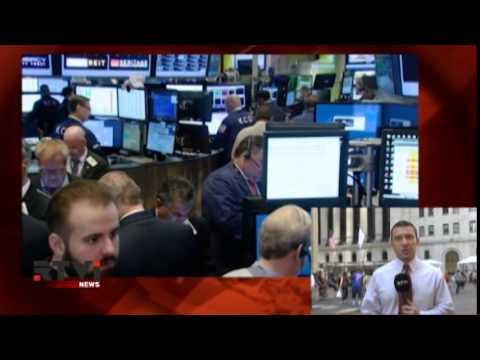 Нью-Йоркская фондовая биржа отыгрывает потери