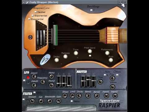 raspier free guitar vst plugin youtube. Black Bedroom Furniture Sets. Home Design Ideas