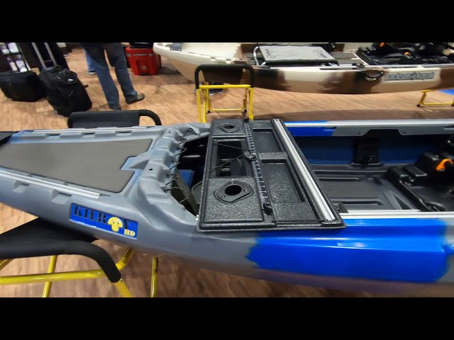 Jackson Kayaks KILROY HD - NEW MODEL OVERVIEW at iCast