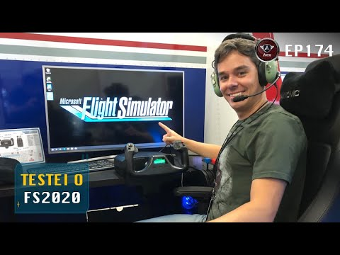 Testei O Flight Simulator 2020 Na Microsoft Em Seattle