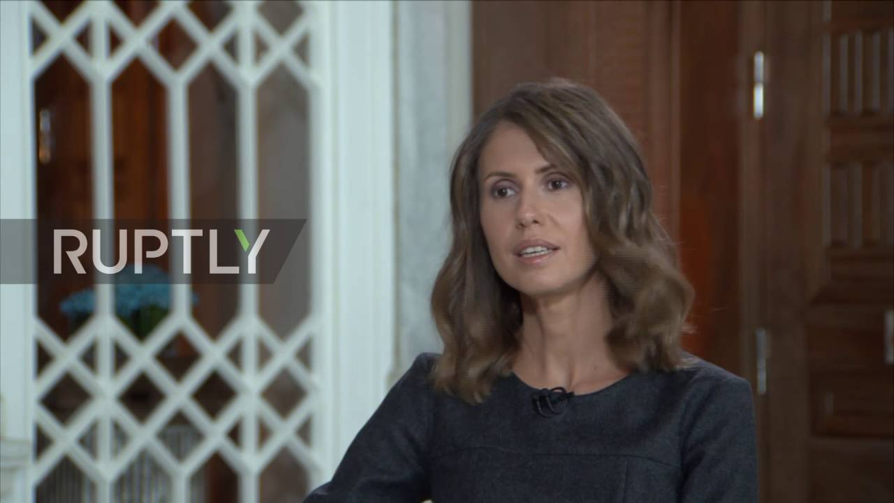 Syria: Asma al-Assad gives first interview since start of ...
