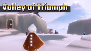 Sky: Children of the Light Walkthrough Chapter 4 Valley of Triumph