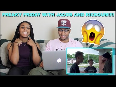 "Thumbnail: Couple Reacts : ""Freaky Friday"" With Jacob Sartorius Feat. RiceGum Reaction!!!"