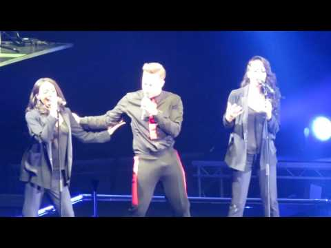 Olly Murs - Can't Stop The Feeling - SSE...