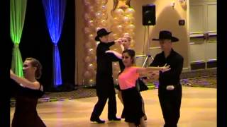 UCWDC New Orleans Dance Mardi Gras 2013 - ProAm - Cha Cha