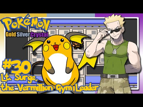 Let's Play Pokémon Gold/Silver/Crystal - Co-op - Part 30 - L