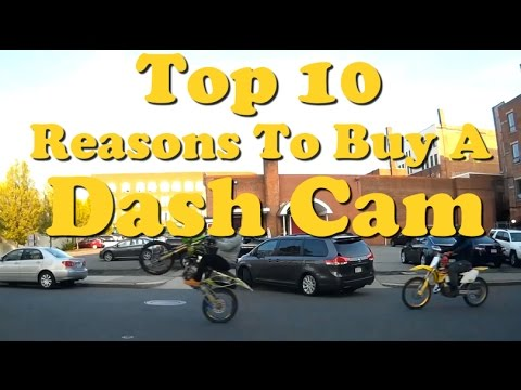 Dash Cam - Top 10 Reasons To Buy One