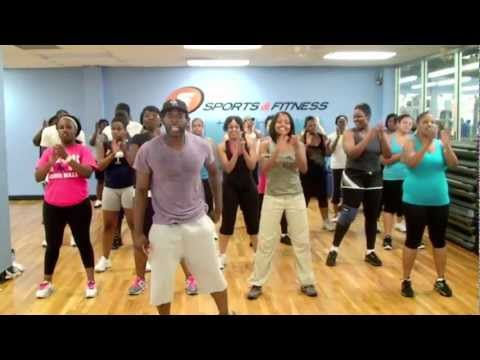 Urban Cardio Dance: Beyonce Edit