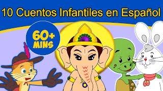 10 Cuentos Infantiles en Español  Cuentos de Hadas | Cuentos para Dormir | Cuentos Infantiles