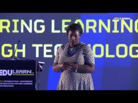 Anne-Marie Imafidon - Role of Education in an Inclusive Innovative Econ. EDULEARN16 Keynote Speech