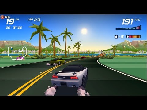 Horizon Chase Turbo 2018 / Sports Car Racing Games / PC Gameplay FHD #10