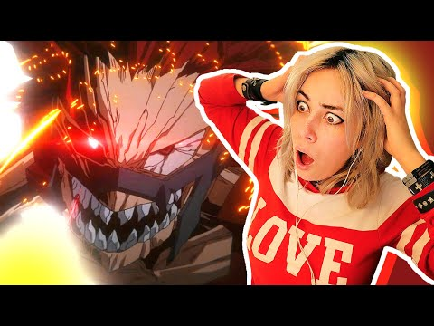 Let's Go, Gusty Red Riot!!!!!💥😱 | ⭐My Hero Academia Season 4 EPISODE 5⭐ | REACTION & REVIEW