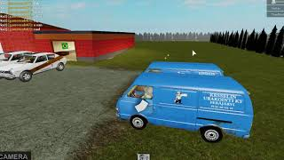 Roblox Driving A Car!
