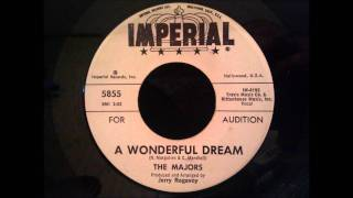 Majors - A Wonderful Dream - Great Early 60