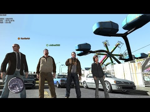 GTA IV - 7. THC Klán Party 2013.11.16. (HUN)