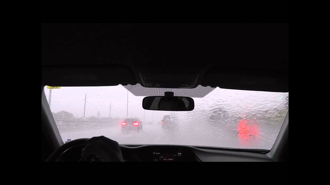 Diamon Fusion Nanotechnology Glass Treatment on car windshield