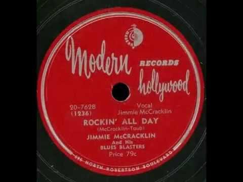 Jimmy McCracklin - Rockin' All Day