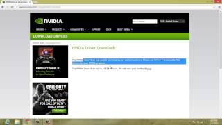 how to update your graphics card driver amd and nvidia