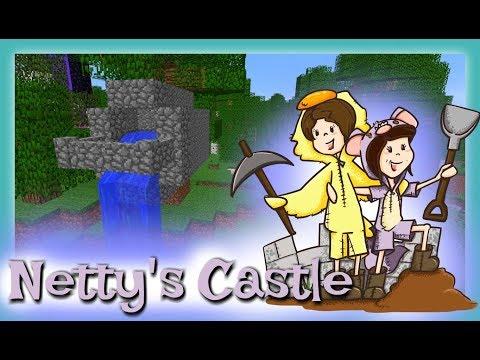Netty's Castle - Bucket Moat  {3} ~ Sqaishey