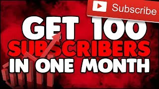 How I get first 100 subscribers on youtube | My Story