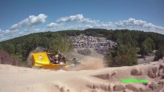 28 Crashes at Silver Lake Sand Dunes Part 1