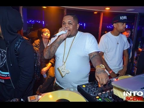DJ Mustard Live Set @ Stingaree with IamSU performing