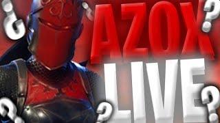[LIVE FORTNITE  FACECAM PS4 FR] On Vise le TOP1 !!!