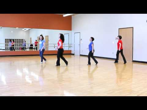 Whip It - Line Dance (Dance & Teach)