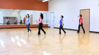 whip it line dance dance teach