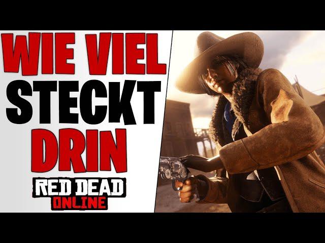 ZU WENIG CONTENT ? - Neues Kopfgeldjäger Update | Red Dead Redemption 2 Online deutsch